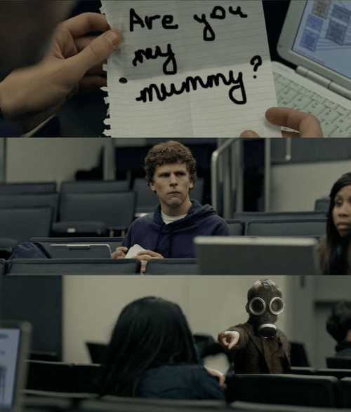 are you my mummy facebook doctor who - 7708802304