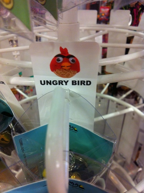 angry birds ungry birds - 7708823040