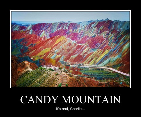 wtf charlie candy mountain funny - 7709023488