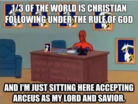 Spider-Man,Memes,arceus