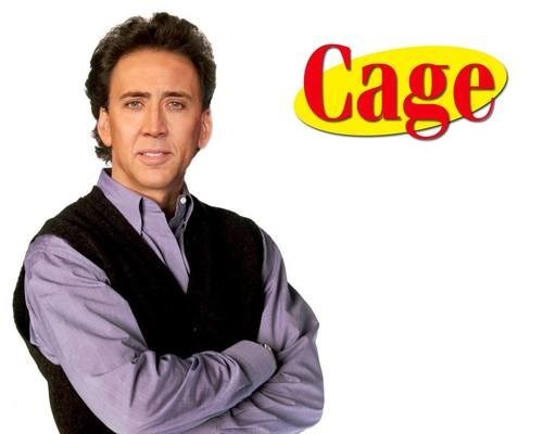parody TV seinfeld nicolas cage - 7709385216