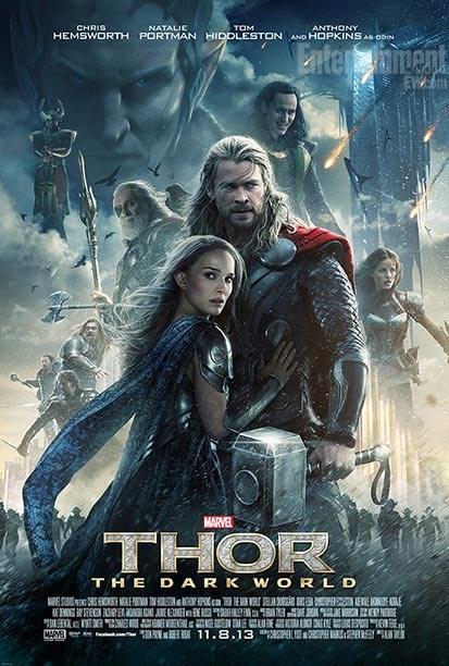 the dark world Thor marvel movies - 7709479424