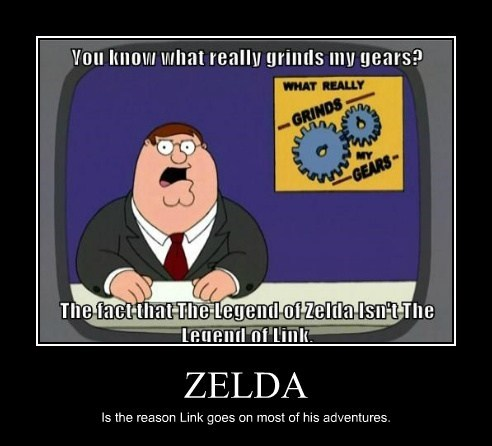 family guy legend of zelda funny - 7709503488