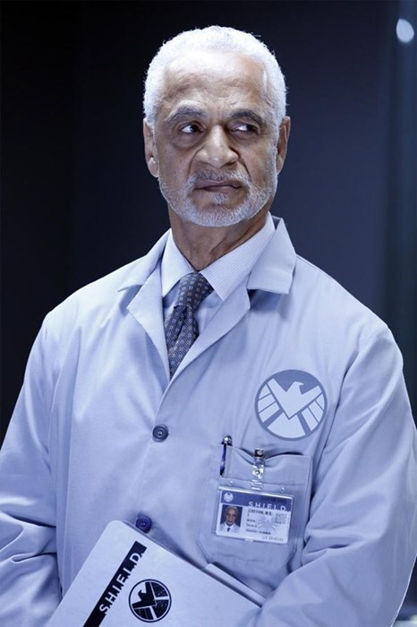 shield TV ron glass avengers