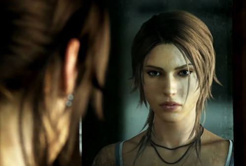 Video Game Coverage Tomb Raider - 7709731328
