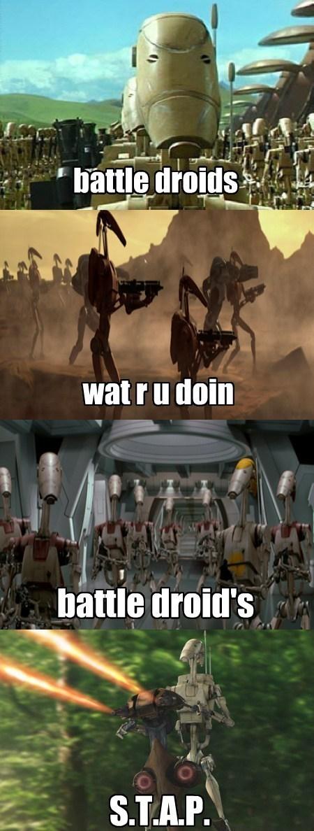 star wars,droids,puns
