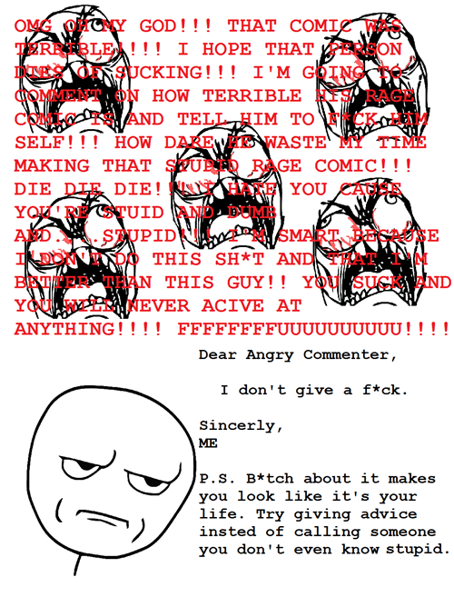 are you kidding me,making rage comics