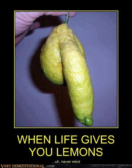 no no tubes funny lemon - 7710373376