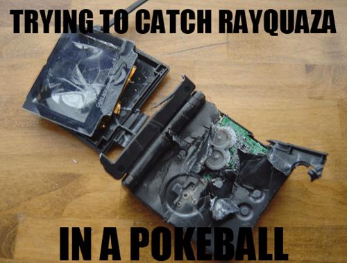 rage,gamers,rayquaza