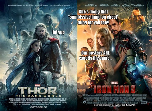 Thor,movies,posters,iron man