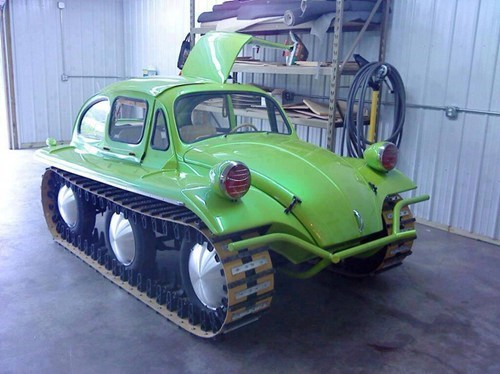 volkswagen tank funny there I fixed it