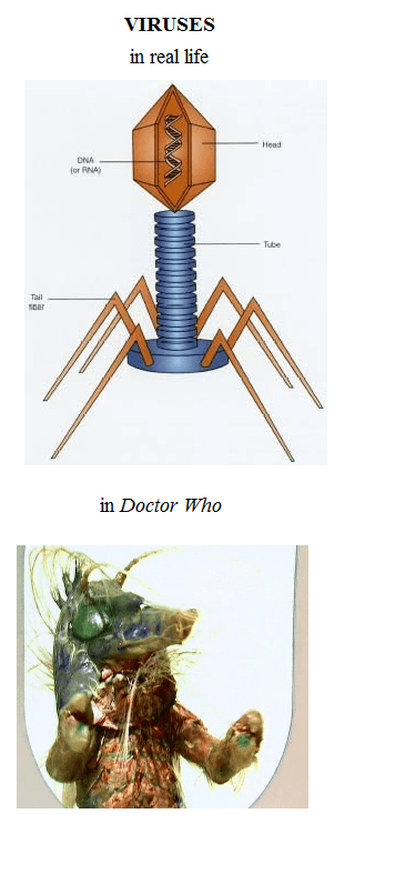 virus doctor who science funny - 7711466752
