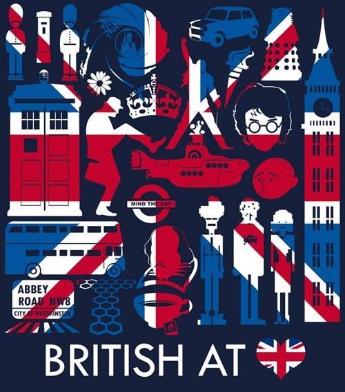 Harry Potter doctor who British Sherlock anglophilia - 7711473920