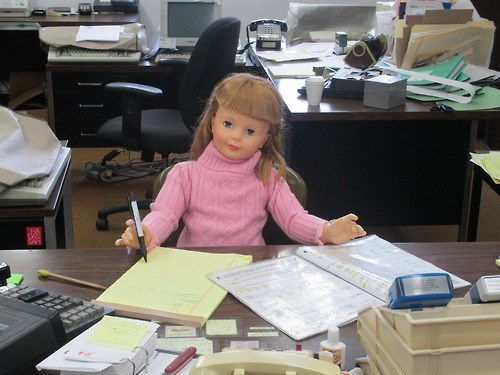 wtf dolls Office funny - 7712559616