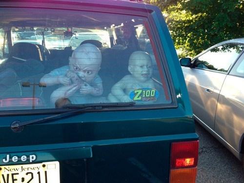 wtf monster kids creepy funny - 7712607488