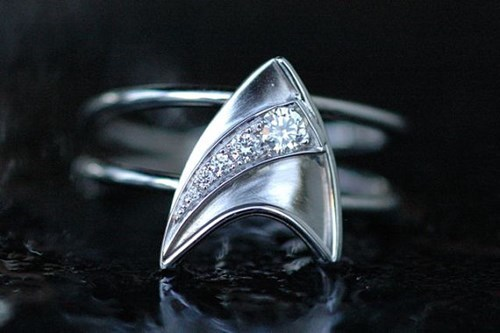 proposals Star Trek weddings - 7712660736