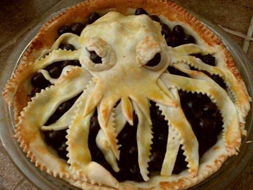 All Hail Our Dark Pie Overlords!
