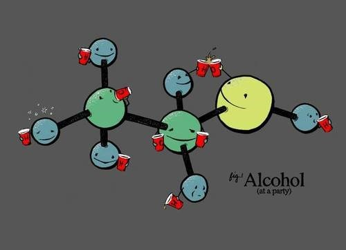 alcohol science Chemistry - 7712895488
