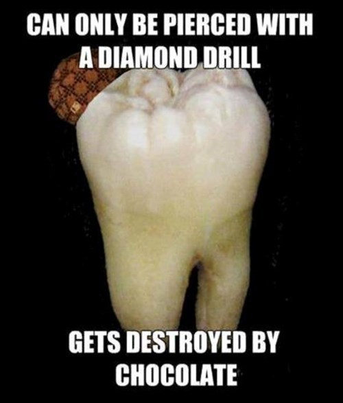 scumbag,teeth