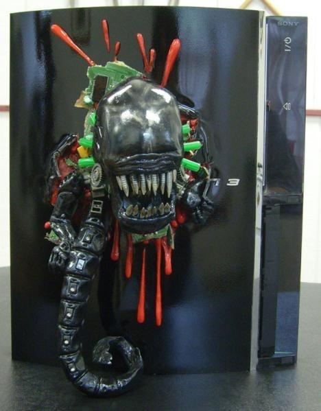 Aliens,video games,ps3