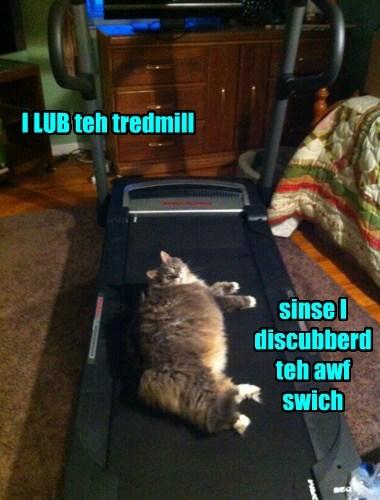 treadmill sleep funny - 7715140352