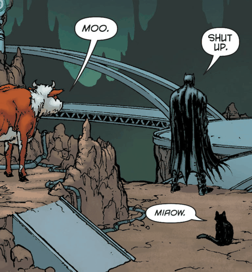 off the page,batman,animals