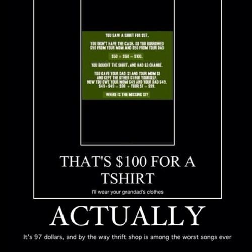 best thrift shop grandad funny - 7716967936