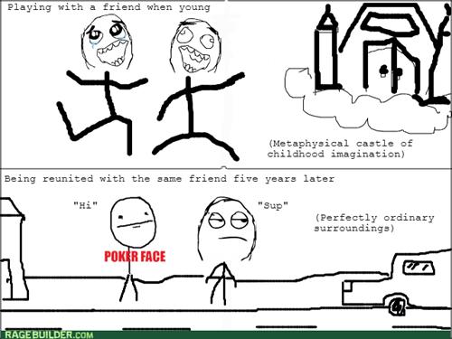 poker face imagination - 7718260736