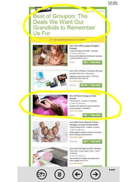 parenting groupon grandparents funny - 7718269184