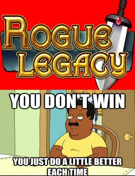 rogue legacy family guy - 7718766080