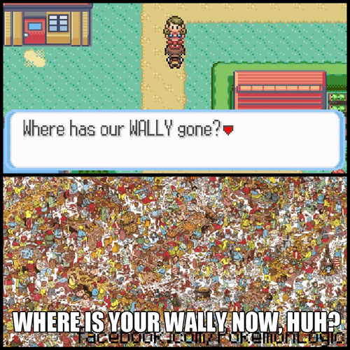 Pokémon wheres-wally wally wheres waldo - 7718869248