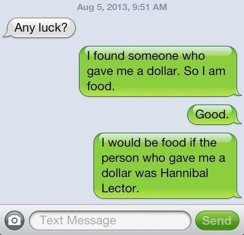 autocorrect text hannibal funny g rated AutocoWrecks - 7719751680