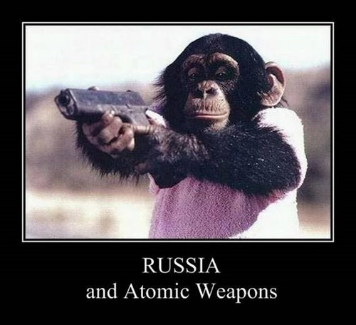 russia assassin monkey funny