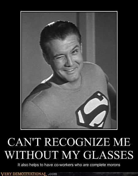 Clark Kent,idiots,funny,superman