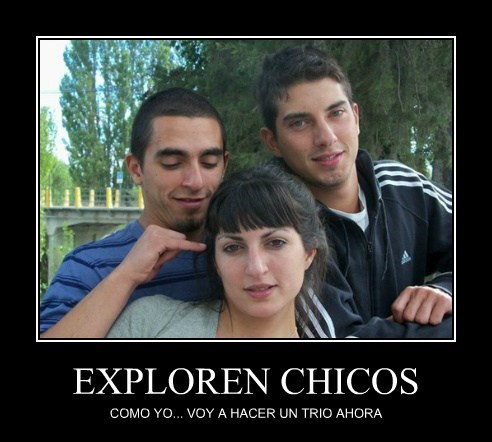 EXPLOREN CHICOS
