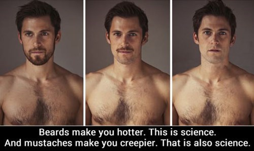 mustache beard science poorly dressed g rated - 7720016640