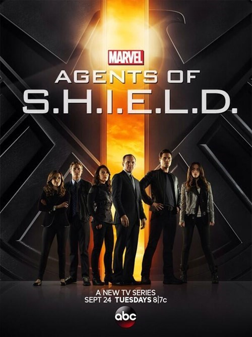 news marvel posters TV agents of shield - 7720142848