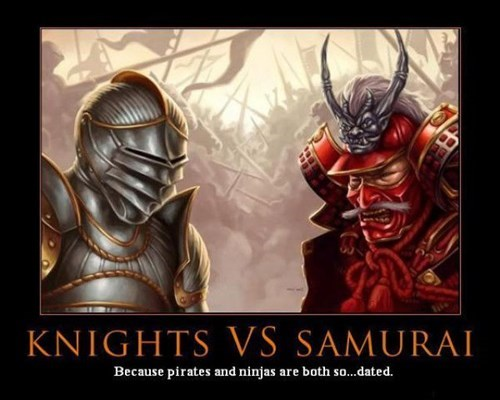 samurai Battle knight funny - 7720228352