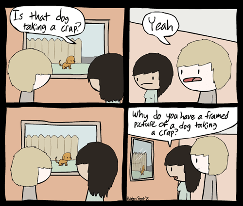 dogs wtf art funny web comics - 7720323584