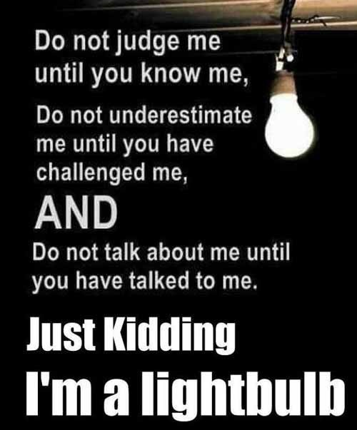 motivational text,lightbulb