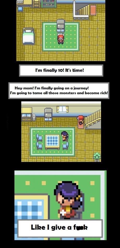 Pokémon gameplay moms - 7720920576