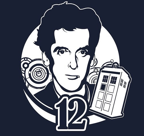 for sale t-shrits 12th Doctor doctor who - 7721590784