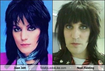joan jett Noel Fielding totally looks like funny - 7721647616