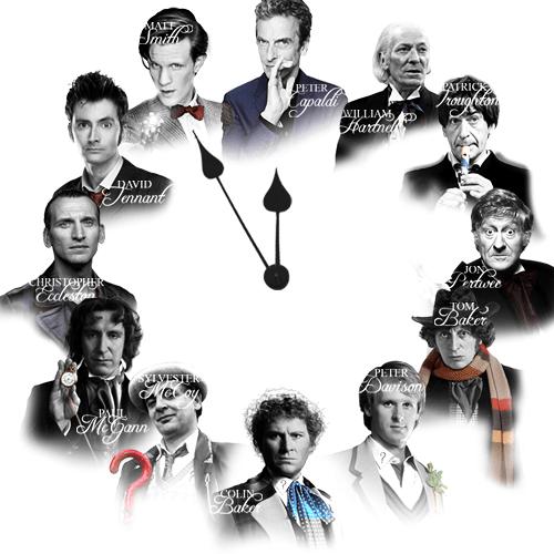 Fan Art 12th Doctor doctor who - 7721930752