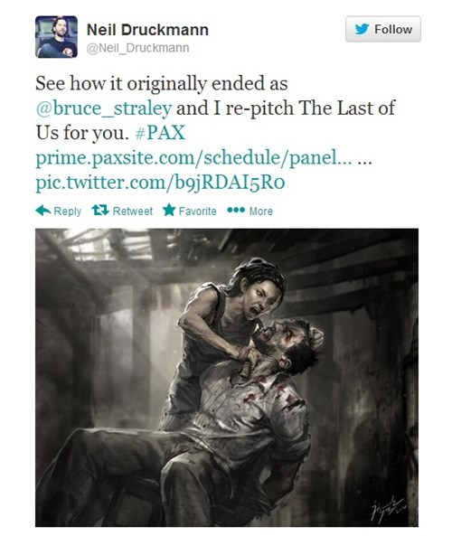 Video Game Coverage the last of us pax prime - 7721955840