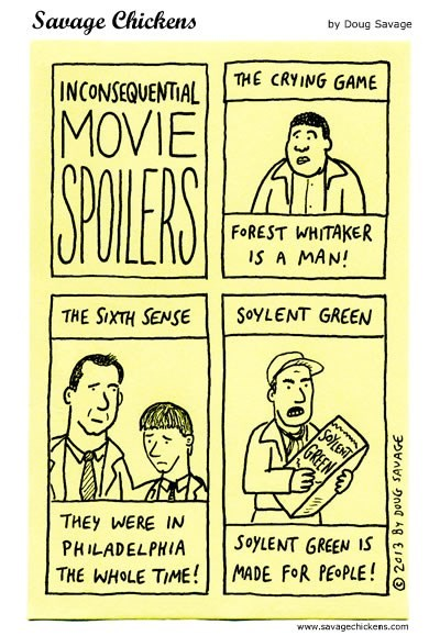 spoilers,movies,comixed