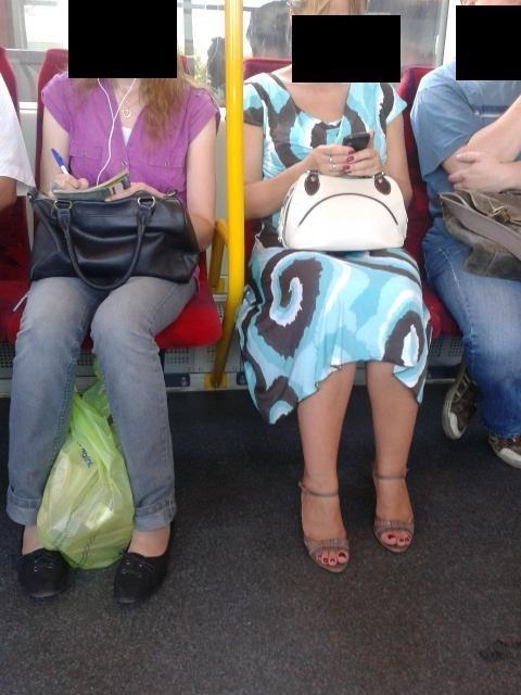 Sad bag FAIL Subway poorly dressed g rated - 7722102784