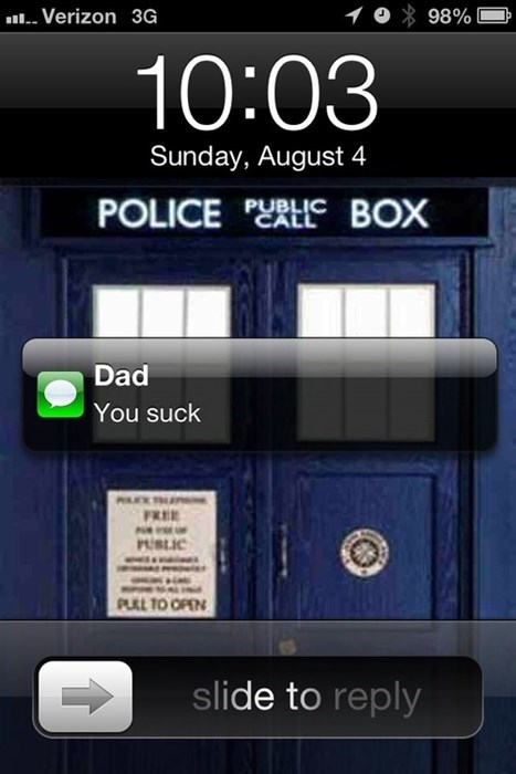 dads text parenting funny - 7722137856