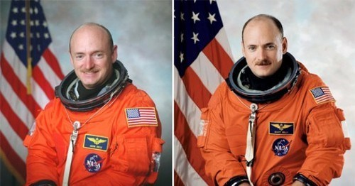 scott kelly,astronauts,twins,funny,space,mark kelly