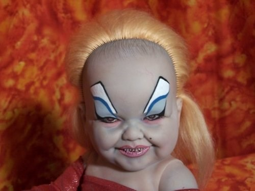 wtf creepy Divine baby dolls funny - 7722393600